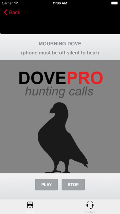REAL Dove Sounds and Dove Calls for Bird Hunting! screenshot-0