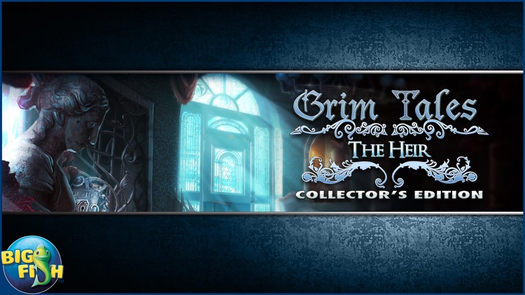 Grim Tales: The Heir - A Mystery Hidden Object Game (Full) screenshot-4