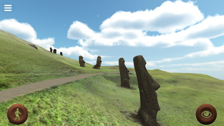 Rapanui 3D: outside Rano Raraku crater in Easter Island to explore the Moais screenshot-4