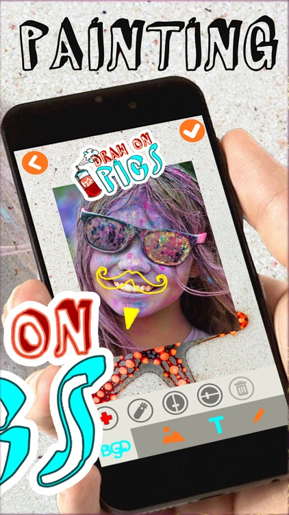 Draw on Pics Free Photo Studio – Best Photos Editor for your Picture.s