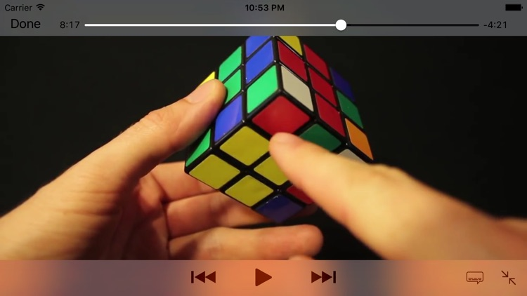 How To Solve A Rubik's Cube