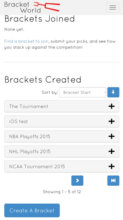 Bracket World
