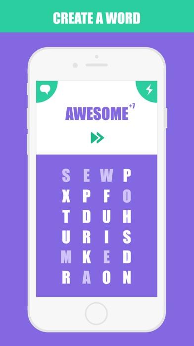 Ngram Word Puzzle screenshot one
