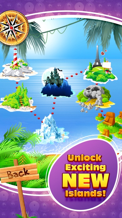 Bubble Birds 3 - Match 3 Puzzle Shooter Game screenshot-2
