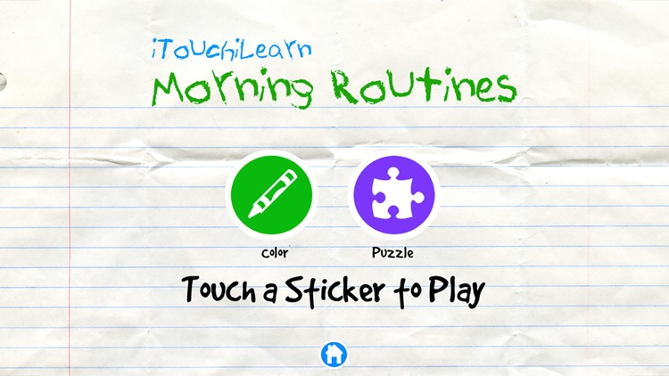 iTouchiLearn Life Skills: Morning Routines for Preschool Kids screenshot-3