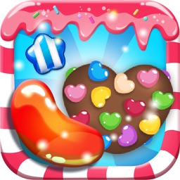 Jelly Blast Sweet Pop - Delicious Fun Gummy Match 3 Deluxe Game Free