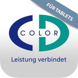 CD-Color APPs für Tablets