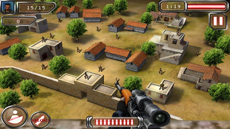 3D Sniper Shooter HD - Sniper Games For Free