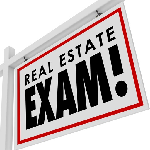 Real Estate Exam Study Guide: Test Prep Courses with Glossary Flashcards