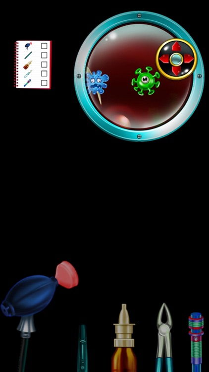 Dentist for Kids : treat patients in a Crazy Dentist clinic ! screenshot-3