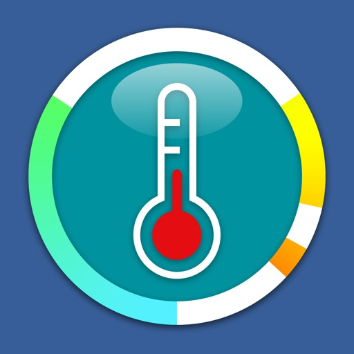 I Love Thermometer