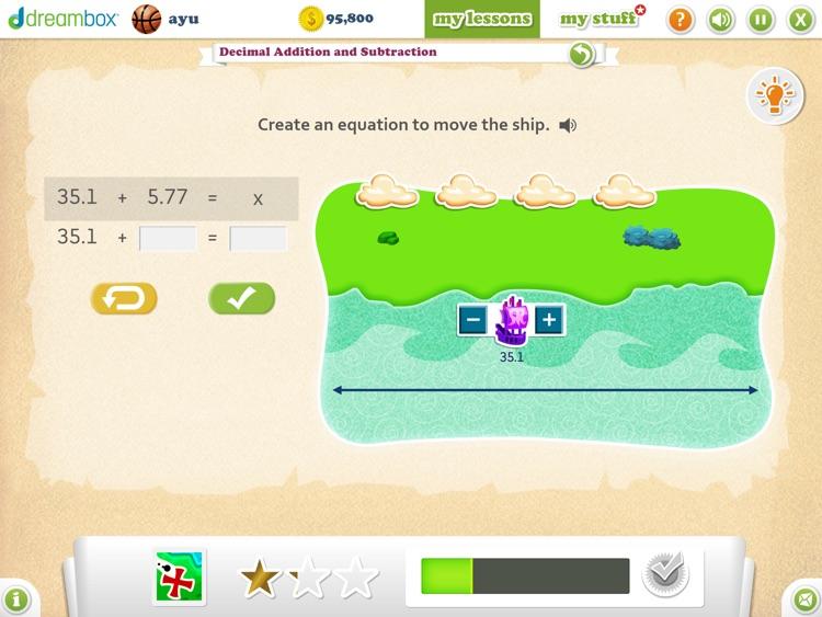 DreamBox Math Green screenshot-3