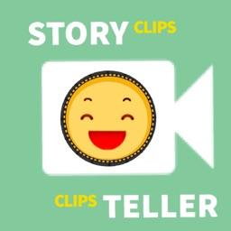 Story Clips Teller