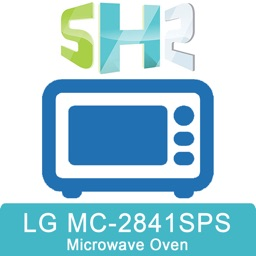 Showhow2 for LG MC-2841SPS Microwave