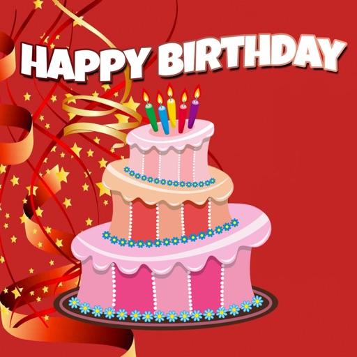 Happy birthday 1 iOS App
