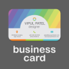 Business Card Creator - Create Custom Design & Print Your Own Visiting Card