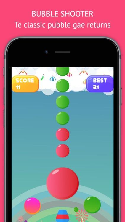 Bubble Shooter Evolution screenshot-0