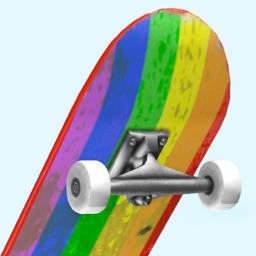 Skate City 3D - Free Skateboard Park Touch Game