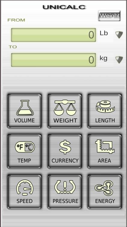 UniCalc - Lite