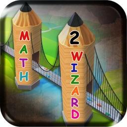Math Wizard Grade 2