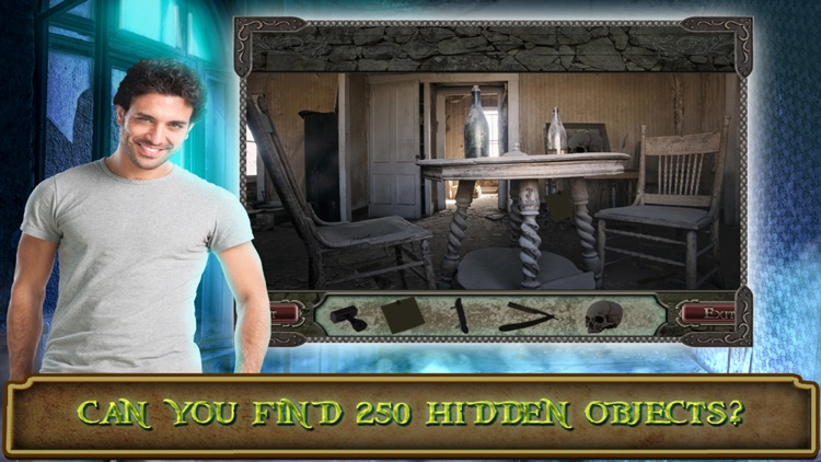 Hidden Object Games Survive the Haunted House screenshot-3