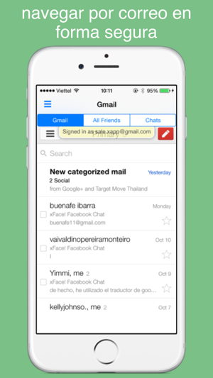 Google chat app for iphone