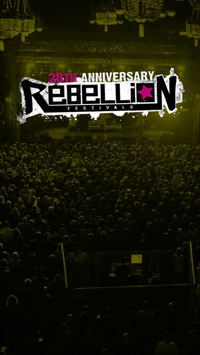 Rebellion Festival screenshot one