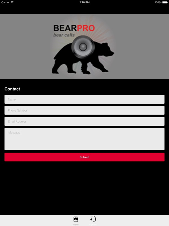REAL Bear Sounds & Bear Calls for Big Game Hunting--BLUETOOTH COMPATIBLE screenshot-3