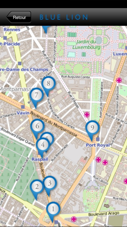 Paris - Le Montparnasse des artistes screenshot-4