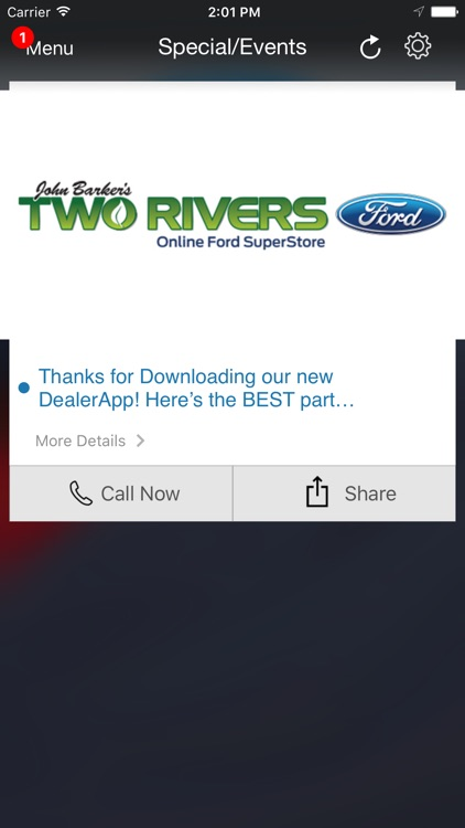 John Barker's Two Rivers Ford screenshot-3