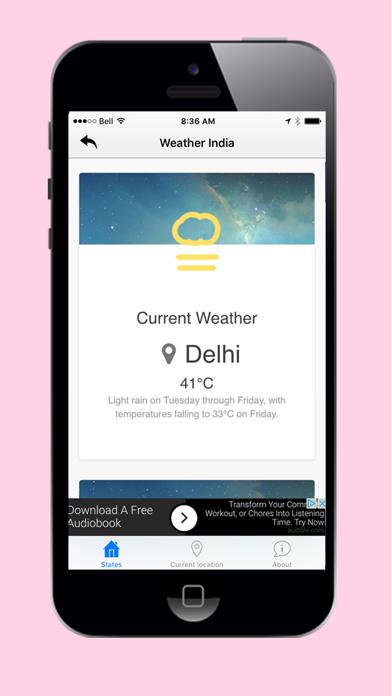 India Weatherのおすすめ画像2