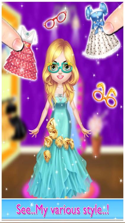 Baby Princess Makeup Salon screenshot-4