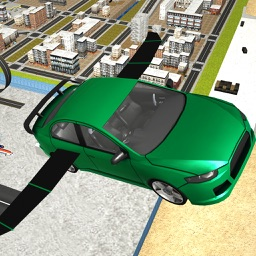 Flying Racing Fever N Furious Car Stunt