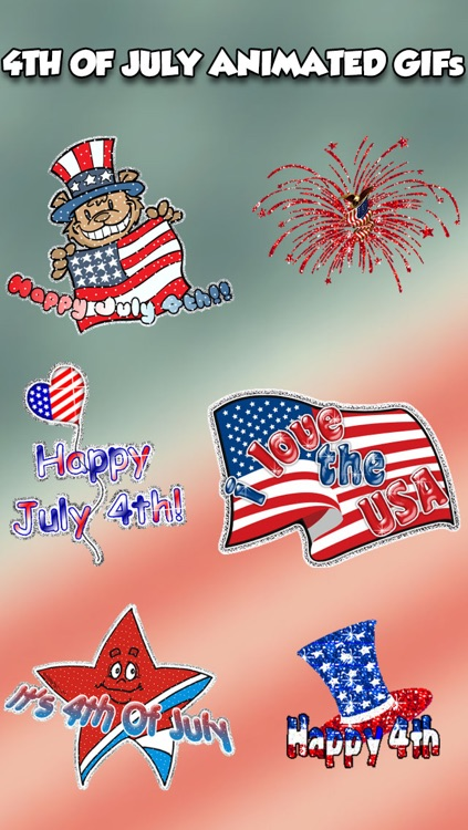 Independence Day - 4th Of July Animated Emojis & GIFs by ...