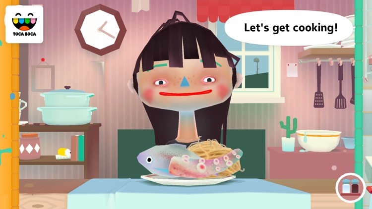Toca Kitchen 2 app image