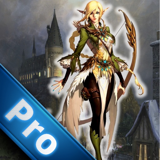 Super Powerful Elf Archer Pro - An Adventure Elf icon