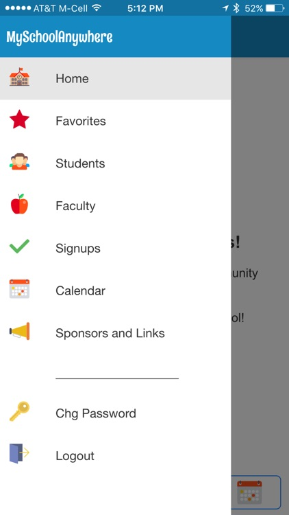 MySchoolAnywhere screenshot-1