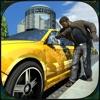 犯罪城市警车大通:汽车盗窃和真实的动作射击游戏