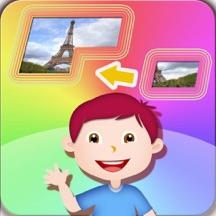 幼儿魔法拼图游戏集免费版软件大全 - 宝宝儿童幼儿拼名胜古迹