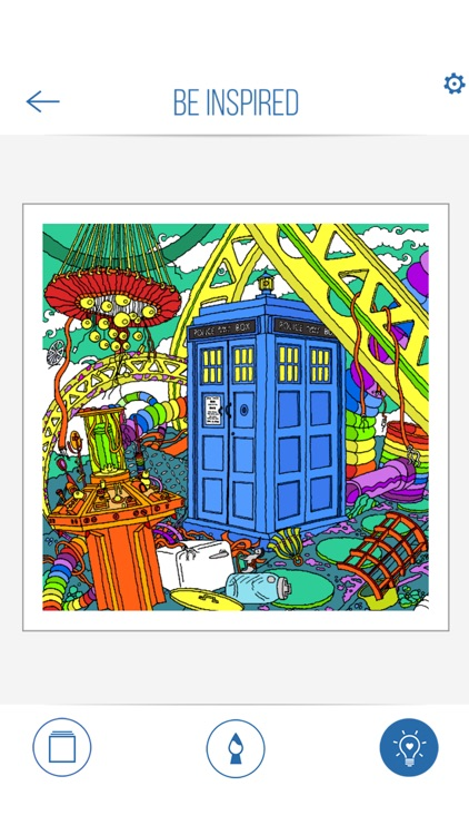 BBC Colouring: Doctor Who screenshot-3