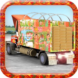 Pak Transport Truck Drive 3D