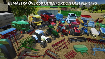 Screenshot for Farming PRO 2015 in Sweden App Store