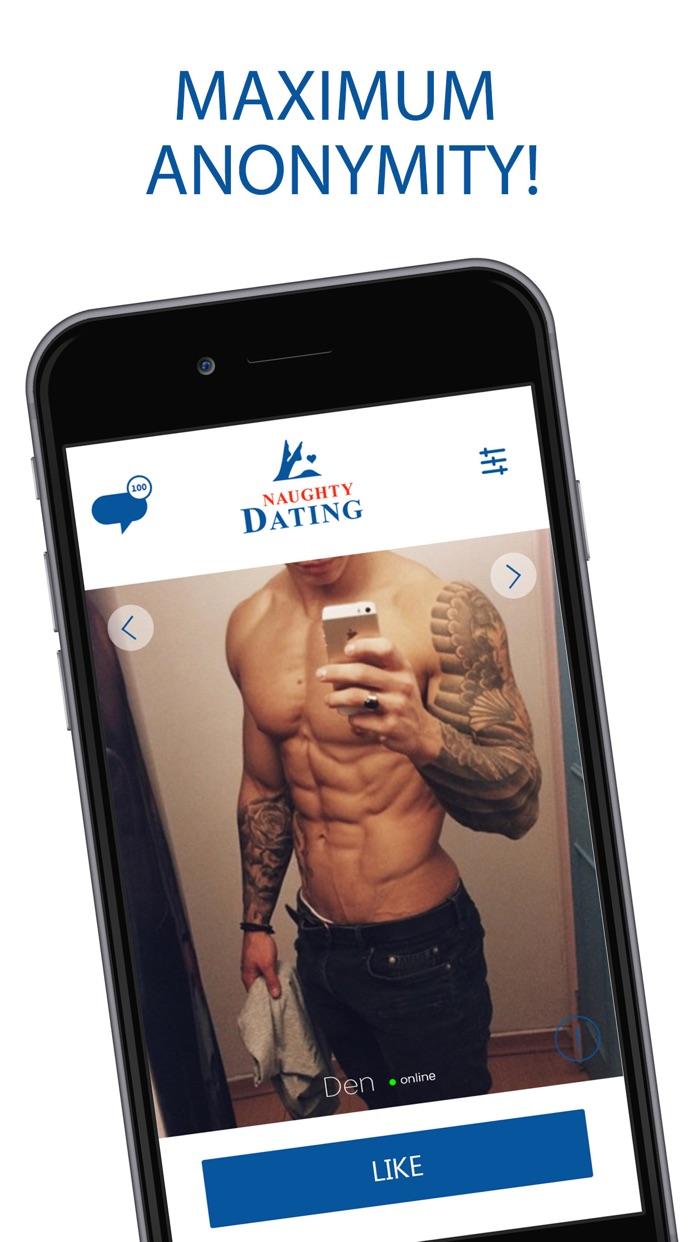 Naughty Dating #1 sex App hook up, sexy girls, brutal men Screenshot