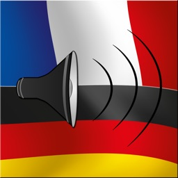 French / German Talking Phrasebook Translator Dictionary - Multiphrasebook