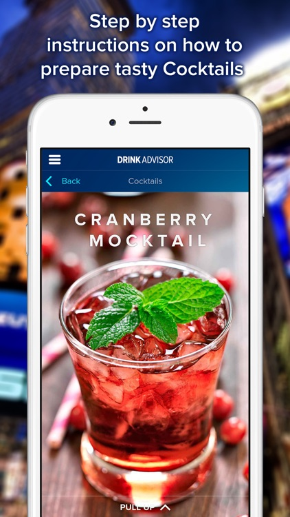 DrinkAdvisor - World's Best Bars, Night Clubs & Restaurants Guide screenshot-3