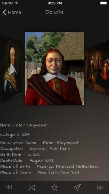 Famous Explorers Guide screenshot-3