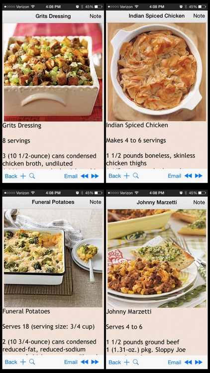 500 Casserole Recipes