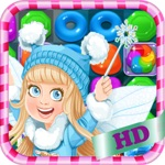 Sweet Candy Garden mania:Match 3 Free Game For Fun