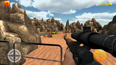 Elite Sniper - Illegal Drift Race Sharp Shooter Simulator 2016 screenshot three