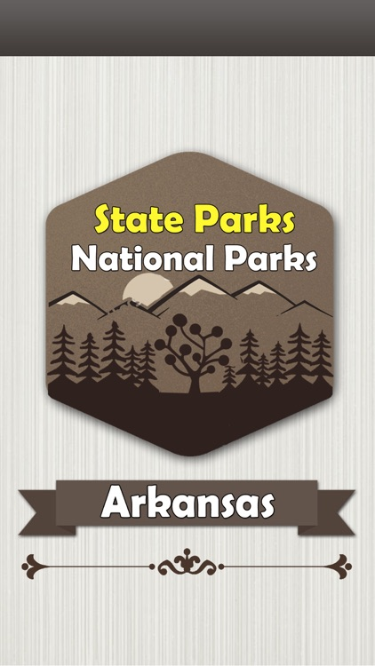 Arkansas State Parks & National Parks Guide screenshot-0